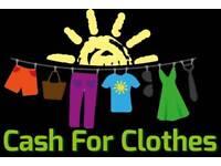 Swindon cash 4 clothes 60p per kg best price in Swindon