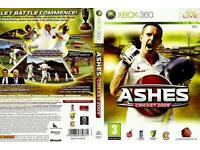 Ashes Cricket Game Xbox 360