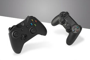Looking for a Xbox One or PS4 (DS4) Wireless controller.