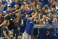 TORONTO BLUE JAYS PLAYOFF ALDS - 100 SECTION -REDUCED PRICE