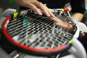 CERTIFIED PROFESSIONAL RACQUET RESTRINGING *BEST PRICE