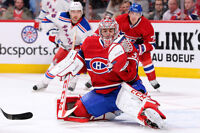 MONTREAL CANADIENS VS NEW YORK RANGERS HOME OPENER REDS CHEAP