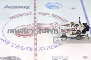 Final Game at Joe Louis Arena – Single Ticket in Sec 213B, Row 8