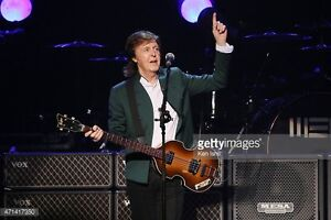 PAUL MCCARTNEY - EXCELLENT LOWER LEVEL TICKETS - FOC - JULY 21