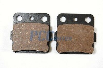 Brake Pads Kawasaki Lakota Sport 300 Kef300 Years 2001-03 Rear Brakes U Bp16