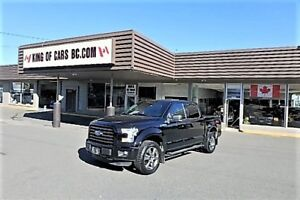 2017 Ford F-150 FX4 OFF-ROAD PACKAGE SUPER CREW 4X4 3.5L ECO BOO