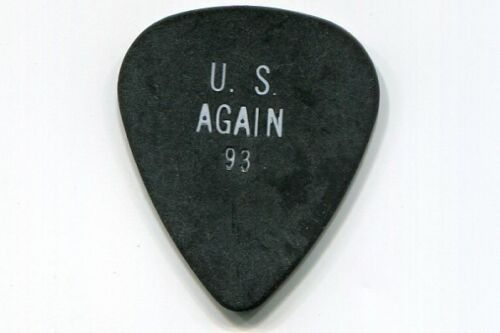 BRYAN ADAMS 1993 So Good Tour Guitar Pick!!! KEITH SCOTT custom concert stage