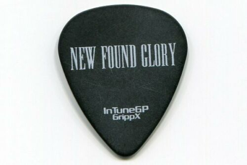 NEW FOUND GLORY 2006 Coming Home Tour Guitar Pick!! custom concert stage Pick #2