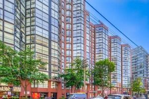 Large One Bedroom Apartment - King West - Sept. 1, 2017.