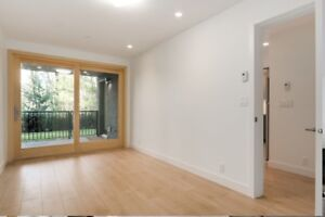 Newly built one bedroom for rent
