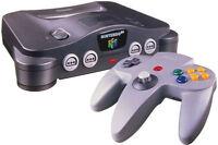 Nintendo 64 - A vendre ou Échange
