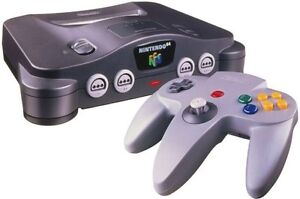 Looking for a N64