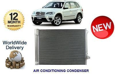FOR BMW X5 E70 + XDRIVE 2007 > AIR CONDITIONING CONDENSER RADIATOR 64509239992