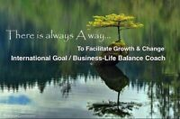 Life/Goal Coach, Together we will Work Towards your Future