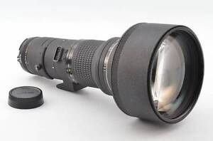 Nikon NIKKOR AI-S ED IF 400mm f/3.5 IF Ai-S ED Lens...MINT. Marino Marion Area Preview