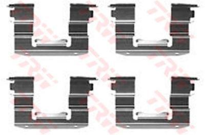 Blue Print ADT342160 Plaquette de frein avant