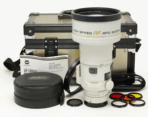 Minolta AF-300mm f2.8-HS APO Lens for SONY A mount