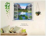 Window Wallpaper Murals