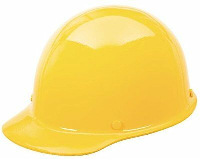 Msa Safety 454619 Skullgard Protective Cap Yellow W Staz-on Suspension