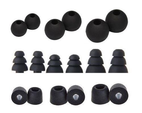 Memory Foam Noise Isolation earbud tips for  Wireless Beats By Dre Powerbeats 2