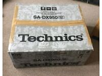 TECHNICS RECEIVER SA-DX950