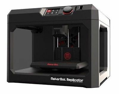 Makerbot is a polished 3D printing performer