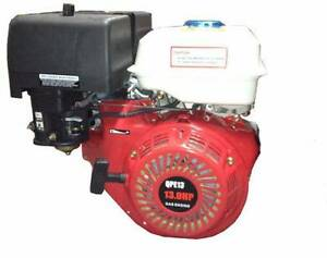 NEW 13 HP PETROL ENGINE 4 STROKE OHV RECOIL START 25.4MM SHAFT Ringwood Maroondah Area Preview