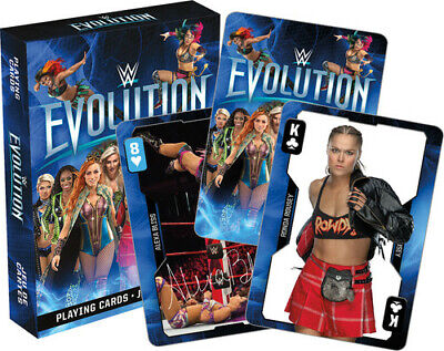 Wwe Evolution Playing Cards Games (Misc)](Playing Cards Games)