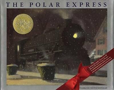The Polar Express - Hardcover By Chris Van Allsburg - GOOD