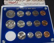 1947 Mint Set