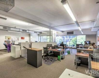 Flexible workspace for rent - trendy West End. Short-term options West End Brisbane South West Preview