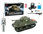 RC Sherman Tank