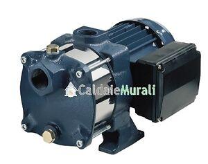 ELETTROPOMPA-CENTRIFUGA-MULTISTADIO-EBARA-mod-COMPACT-AM-motore-MONOFASE