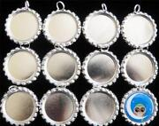 Bottle Cap Pendants