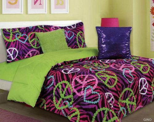 Girls Bed In A Bag Full Ebay