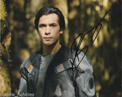 Bob Morley The 100 Autographed Signed 8x10 Photo COA #1