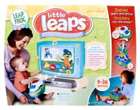 Leap Frog Little leaps system - console with 7 games