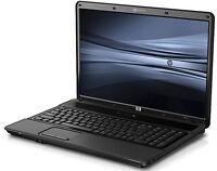 laptop hp 6930 c2d 2gb 120gb dvdrw win7 109$