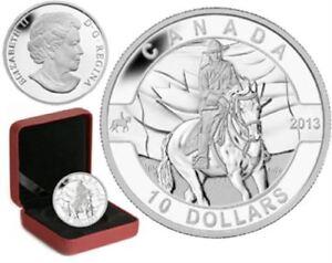Gendarmerie royale RCMP 10$ 2013