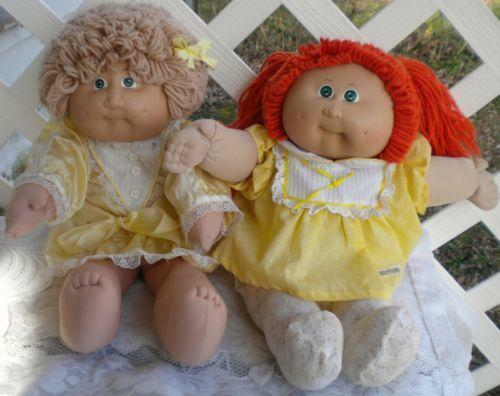 vintage cabbage patch clothes ebay