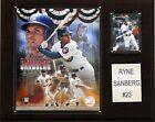 Ryne Sandberg MLB Plaques