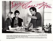 Oliver Stone Signed