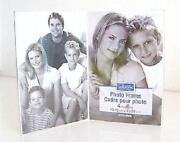 Double 4x6 Picture Frames