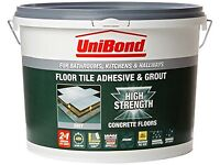 Unibond grout and adhesive