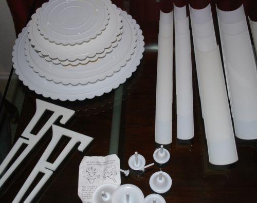 Wilton Cake Plates Ebay