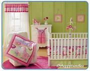 Girls Cot Set
