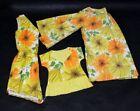 Hawaiian Yellow Hawaiian Vintage Dresses for Women