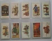 Cigarette Cards Complete Sets