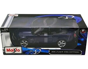 Maisto Special Edition 2010 Mustang GT Convertible 1:18 scale Windsor Region Ontario image 4