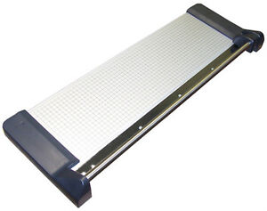 "New 24"" Manual Rotary Paper Cutter Trimmer Wide Format"
